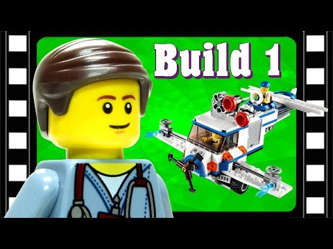 Vidéo LEGO The LEGO Movie 70811 : The Flying Flusher