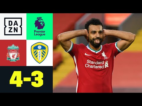 Liverpool vs Leeds United (4-3) | Resumen y goles | Highlights Premier League HD Mp4 3GP Video and MP3