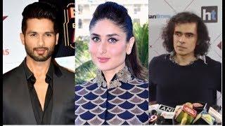 Jab We Met Sequel | Shahid Kapoor & Kareena Kapoor Work Together | Imtiaz Ali | Today Bollywood News