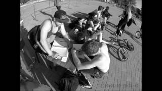 Соревнования BMX