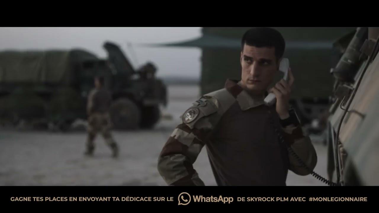 """""""Mon Légionnaire"""" - La bande-annonce   Unéo en équipe avec Skyrock PLM"""