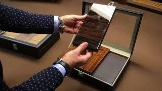 BILIARDI CAVICCHI - SAMPLES LUXURY KIT - BOOK PRESENTATION