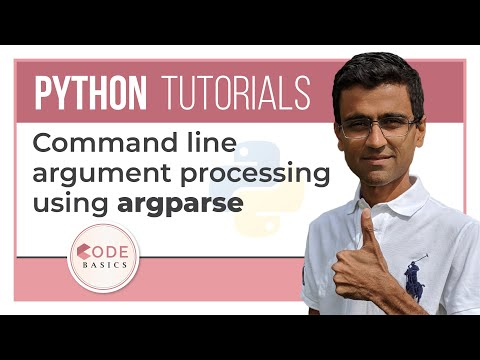 mp4 Python Tutorial Argparse, download Python Tutorial Argparse video klip Python Tutorial Argparse