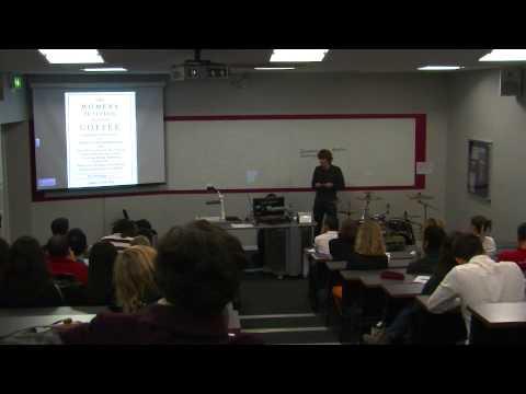ICL Talk Feb 2013: Secrets of a Creative Action Man – Tim Wilson