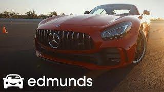 2018 Mercedes-Benz AMG GT R Review   Track Test   Edmunds