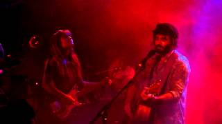 Angus & Julia Stone - Please you @ La Maroquinerie, Paris