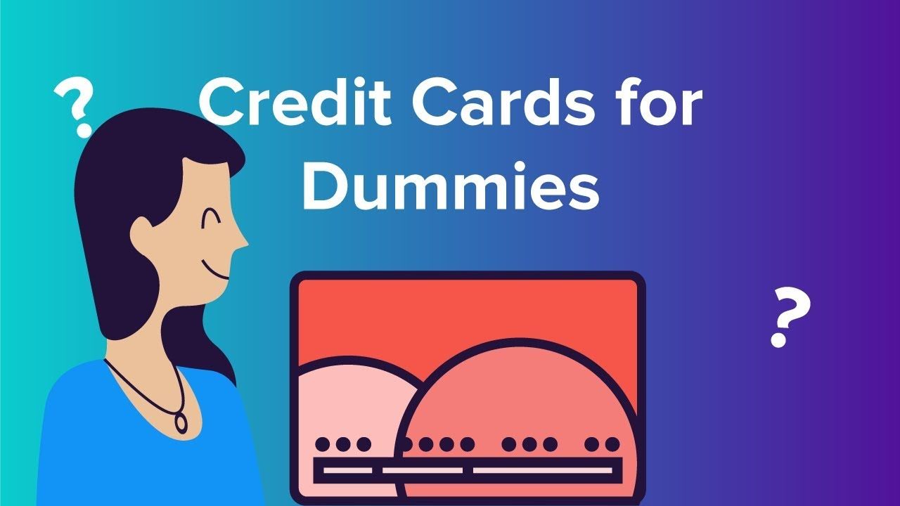Credit Cards for Dummies thumbnail