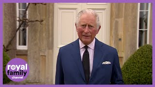 Prince Charles: 'My Dear Papa Was a Very Special Person'