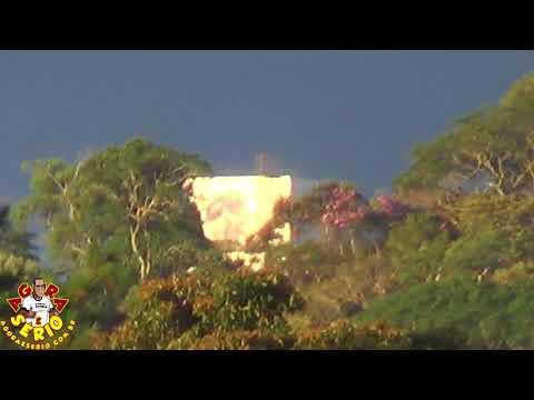 Caixa D'Água da Favela do Justinos dá pra ver de Longe Mano