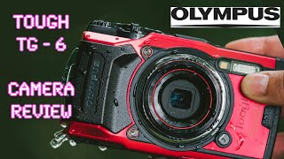 Olympus Tough TG-6 (The Evil Twin) - RED35 REVIEW