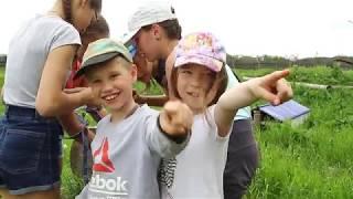 1 смена детского конного лагеря в КСК ТЕМП (2017)