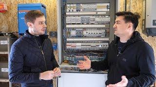 #casabuhnici - Cum și când injectăm curent în rețea?