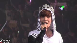 140718 EXO The Lost Planet in Shanghai Peter Pan ☆ LUHAN focus
