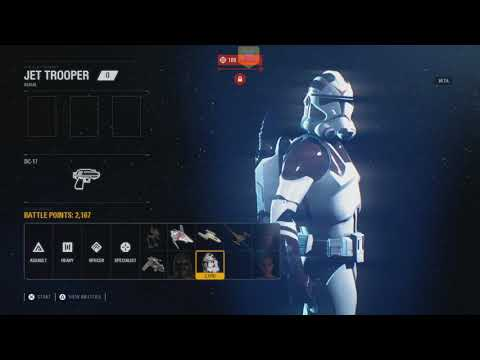 Star Wars : Battlefront 2 : JVL se la joue ! #8 : La force est avec nous (ou pas) sur la bêta de Star Wars Battlefront 2 !
