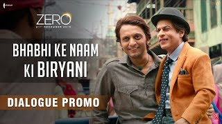 Bauua lives life on his own terms, but not on his own money! Watch Bauua Singh blow up his father's money in this dialogue promo from the movie 'Zero'  The Aanand L Rai movie starring Shah Rukh Khan, Anushka Sharma and Katrina Kaif hits the theatres on 21st December 2018.  Actors: Anushka Sharma, Katrina Kaif, Shah Rukh Khan,  Producer: Gauri Khan  Director : Aanand L Rai  Writer: Himanshu Sharma  Co-producer: Karuna Badwal  Music: Ajay-Atul  DOP: Manu Anand  VFX Supervisor: Harry Hingorani  Production Designer: Wasiq Khan  Editor: Hemal Kothari   For more updates on Zero, click on the links below: http://www.twitter.com/RedChilliesEnt http://www.facebook.com/RedChilliesEnt http://www.instagram.com/RedChilliesEnt http://www.dailymotion.com/RedChillie...  #1WeekToZero #ShahRukhKhan #AnushkaSharma #KatrinaKaif #AanandLRai #Zero
