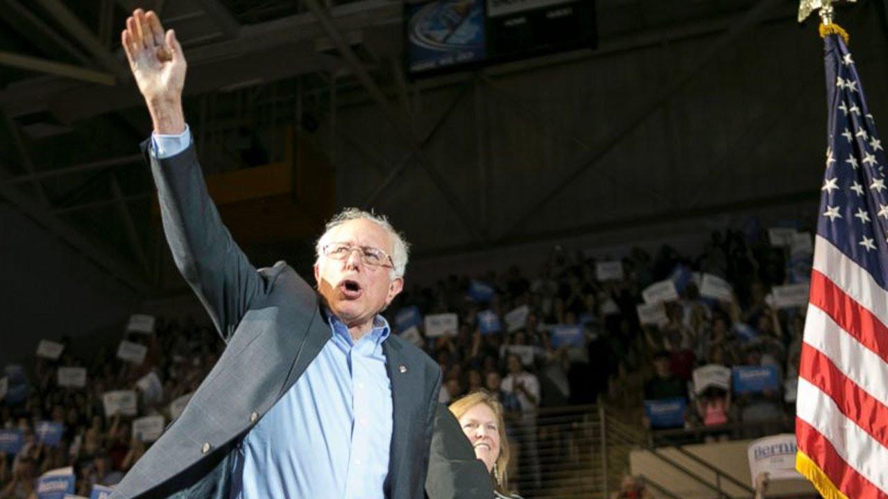Bernie Sanders Is Beating EVERYONE thumbnail