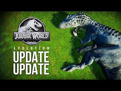 UPDATE COMING 18TH APRIL? | Jurassic World: Evolution Update News