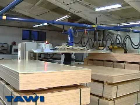 VacuEasylift sheet panel lifter from TAWI