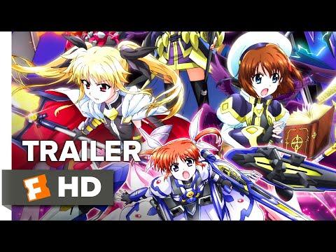 Magical Girl Lyrical Nanoha: Reflection (2017)  Trailer