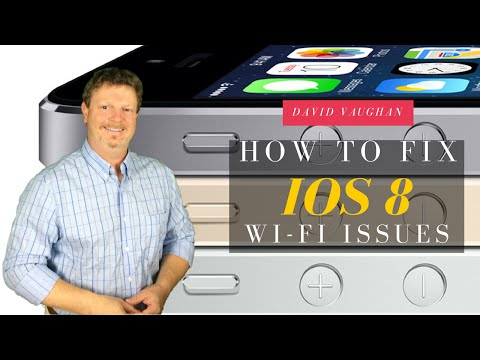 iOS 8: How To Fix iOS8 WiFi Network Connection problems [for iPad, iPhone, iPod]