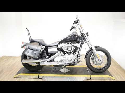 2009 Harley-Davidson Dyna Street Bob in Wauconda, Illinois