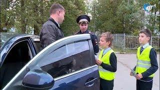 В Новгородской области усилился контроль за перевозками детей