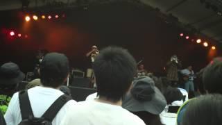 Jah Wobble & Keith Levene  No Birds  Metal Box in Dub live Fuji Rock Festival 2012