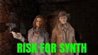Risk you're life for synth