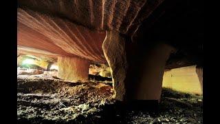 Odkryto nową tajemniczą jaskinię w Chinach-nagranie w j.rosyjskim