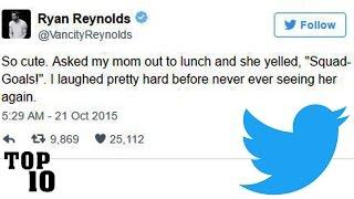 Top 10 Funniest Tweets