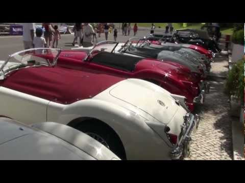 MG MGA Classic Car Collection - Great Sport Car View - HD