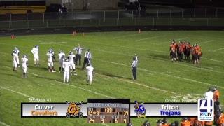 Football Sectional Culver Community Vs Triton