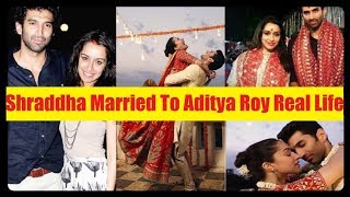 Shraddha Kapoor Gets Married to Aditya Roy Kapoor in Real Life Aasiqui 2 Couple