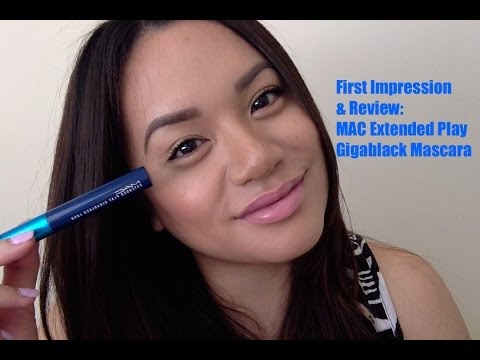 387bf5d81e5 MAC Extended Play Gigablack Lash Mascara Price in the Philippines ...