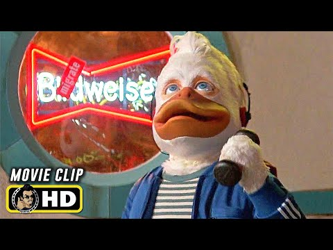 HOWARD THE DUCK (1986) Howard Sent to Earth [HD] Opening Scene