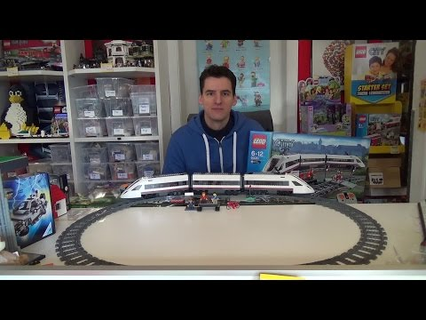 LEGO® City 60051 High-Speed Passenger Train