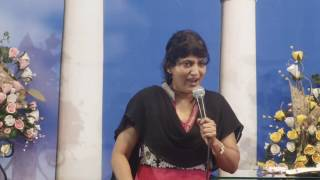 8-06-16 Bible Study On Sanctification Series By Pastor Pramila Jeyaraj
