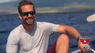 Пол Уокер, Paul Walker (Shark Week 2013 Spawn Of JAWS)