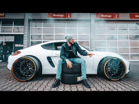 Pirelli Sottozero Winter Tires For My Porsche Cayman GTS!