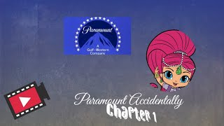 Paramount Accidentally Chapter 1 Paramount's First Mountain