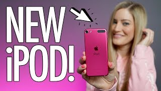 New Pink IPod Touch!! (2019 7th Generation)