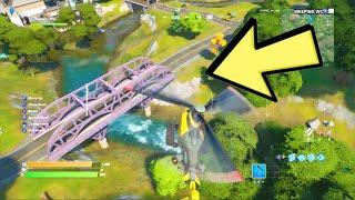 Where Is The Purple Bridge In FNBR? | Kalmarn