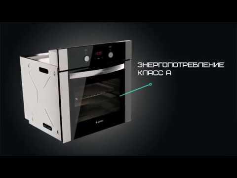 Обзор встраиваемых электрических духовых шкафов Gefest серии ДА 622