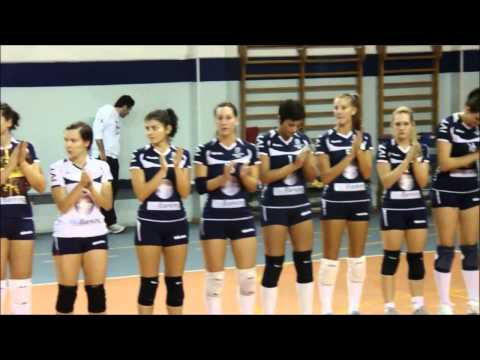 Preview video 13-10-12 Lodi vs Meda e.. Francesca Bianchi