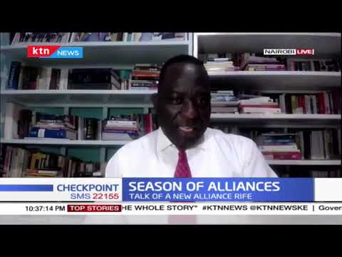 #CHECKPOINT: Gideon Moi meets Raila, the significance of the meeting to his political future