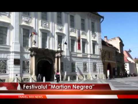 """Festivalul """"Marţian Negrea"""" – VIDEO"""