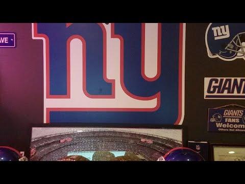 2018 Week 5 New York Giants @ Carolina Panthers Post-game