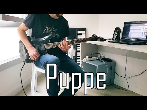 RAMMSTEIN - Puppe Full Guitar Cover [HD]
