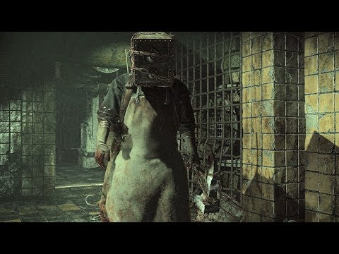 Hrůzostrašná zabijárna The Evil Within