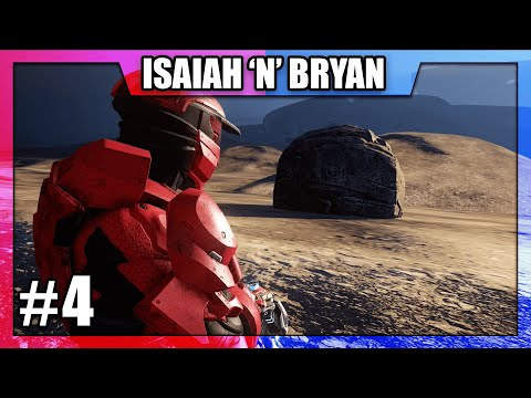 Isaiah 'n' Bryan: Space Force! [Halo 5 Machinima Series